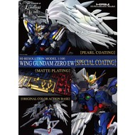 BAN - Bandai Gundam Wing Gundam Zero (Plated Coating) Hi-Res