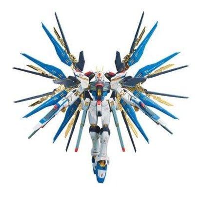 BAN - Bandai Gundam 185139 #14 Strike Freedom Gundam RG 1/144