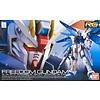 BAN - Bandai Gundam 171625 #5 Freedom Gundam RG  1/144