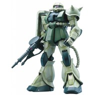 BAN - Bandai Gundam MS-06F Zaku II Green PG