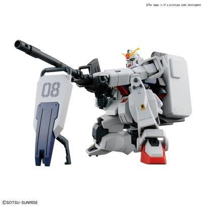 "BAN - Bandai Gundam 224025 RX-79[G] Ground Gundam Type ""Gundam 08th MS Team"", Bandai HGUC"
