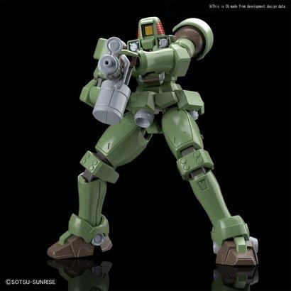 "BAN - Bandai Gundam 224023 Leo ""Gundam Wing"", Bandai HGAC"