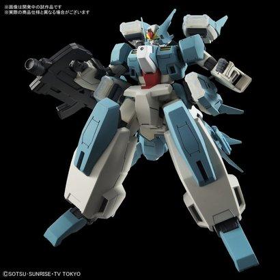 """BAN - Bandai Gundam Bandai Hobby 225749 Seravee Gundam Scheherazde """"Gundam Build Divers"""", Bandai HGBD"""