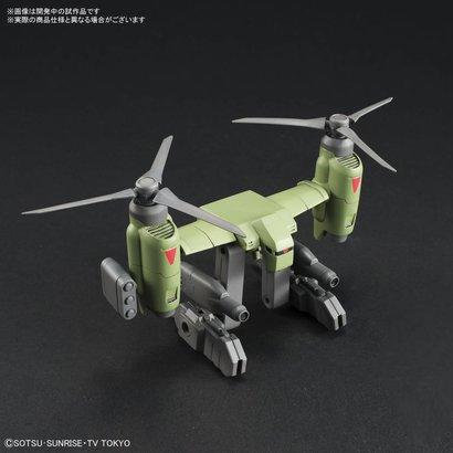 """BAN - Bandai Gundam 225747 Tiltrotor Pack """"Gundam Build Divers"""", Bandai HGBC"""