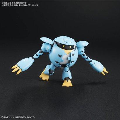 "BAN - Bandai Gundam 225744 MomoKapool ""Gundam Build Divers"", Bandai HGBD"