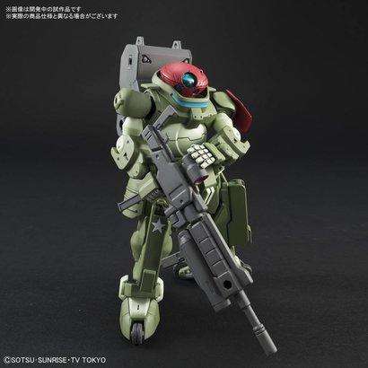 """BAN - Bandai Gundam 225735 Grimoire Red Beret """"Gundam Build Divers"""", Bandai HGBD"""