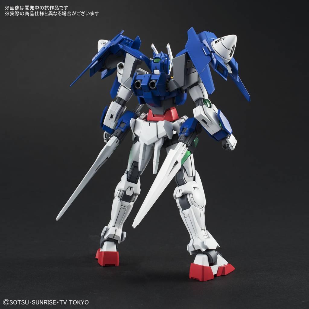 """Gundam 00 Diver """"Gundam Build Divers"""", Bandai HGBD"""