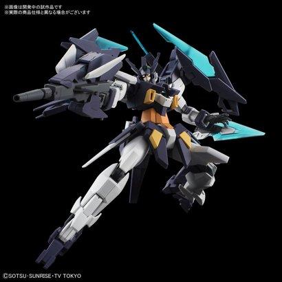 "BAN - Bandai Gundam 225725 Gundam Age-2 Magnum ""Gundam Build Divers"", Bandai HGBD"