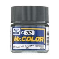 BAN - Bandai Gundam GNZ-C32 Semi Gloss Dark Gray 2 10ml