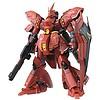 BAN - Bandai Gundam 185135 Sazabi Ver. Ka, Bandai Master Grade