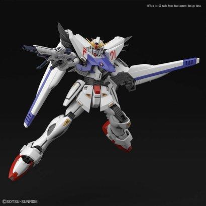 "BAN - Bandai Gundam 225751 Gundam F91 (Ver 2.0) ""Gundam F91"", Bandai MG 1/100"