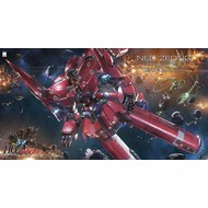 "BAN - Bandai Gundam 189507 1/144 HGUC Neo Zeong ""Gundam Unicorn"" Model Kit"