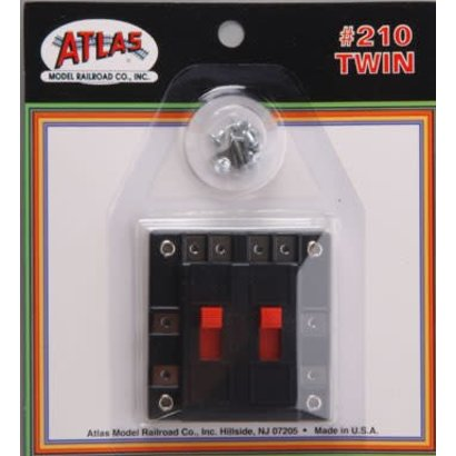 ATL- Atlas 150- 210 Twin Electrical Control