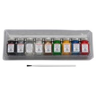 TES - Testors 9146XT Promotional Enamel Paint Set Gloss  8 colors