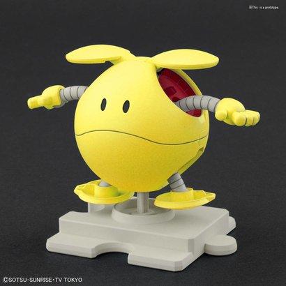"BAN - Bandai Gundam 230360 #6 Haro Happy Yellow ""Gundam Build Divers"", Bandai HaroPla"