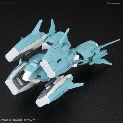 "BAN - Bandai Gundam 225759 #39 Ptolemaios Arms ""Gundam Build Divers"", Bandai HGBC"