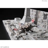 BAN - Bandai Gundam Death Star Attack Set Star Wars 1/144
