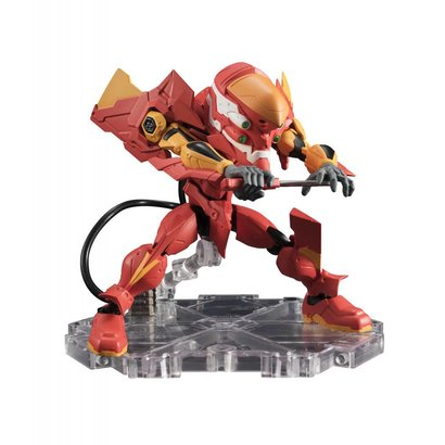 "Tamashii Nations BAN25878 Evangelion Second Unit (TV Ver.) ""Evangelion"", Bandai NXEDGE Style"