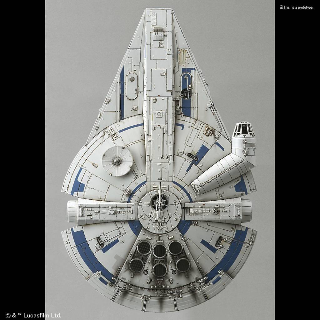 "225754 Millennium Falcon (Lando Calrissian Ver.) ""Solo: A ..."
