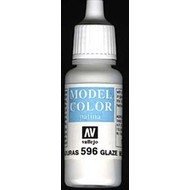 VLJ-VALLEJO ACRYLIC PAINTS GLAZE MEDIUM  17ML