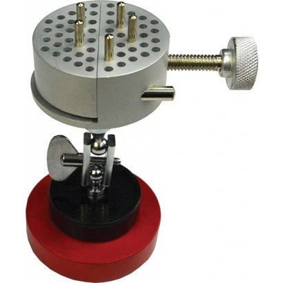 """SQU - Squadron 2"""" Deluxe Part Holder Vise with Heavy Metal Stand - SQ10256"""