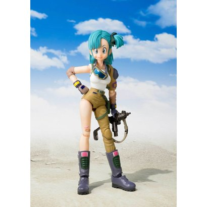 "Tamashii Nations 55071 Bulma ""Dragon Ball"", Bandai S.H.Figuarts  - P-Bandai"