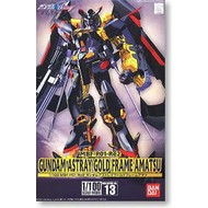 BAN - Bandai Gundam #13 Gundam Astray Gold Frame Amatu Mina