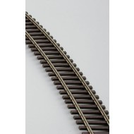 "ATL- Atlas 150- HO Code 83 Super-Flex Brown 36"" Track EACH"