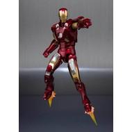 Tamashii Nations Ironman Mk-7 And Hall Of Armor Set