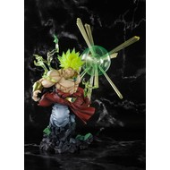 Tamashii Nations Super Saiyan Broly -The Burning Battles