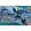 "BAN - Bandai Gundam 225757 #07 Geara Ghirarga ""Gundam Build Divers"", Bandai HGBD 1/144"