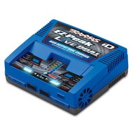 TRA - Traxxas Dual Charger  EZ-Peak Live 200W with iD