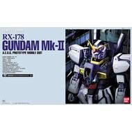 BAN - Bandai Gundam 106047 1/60 RX-178 GUNDAM Mk-II AEUG   (Zeta Gundam Series)