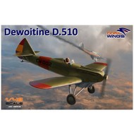 Dora Wings - DWN 1/48 Dewoitine D.510