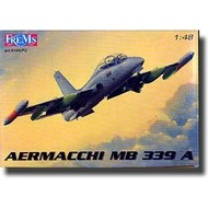 Frems FM0199 	FreMs Plastic Model Kits Aermacchi MB.339A Attack Version
