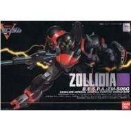 BAN - Bandai Gundam 41825  ZOLLIDIA B.E.S.P.A. ZM-S06G 1/100