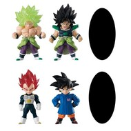 Bandai Shokugan Dragon Ball Adverge 9