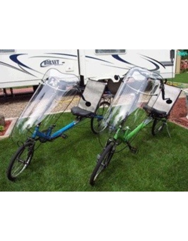 Windwrap Long Wheelbase Wide Fairing Cycledifferent