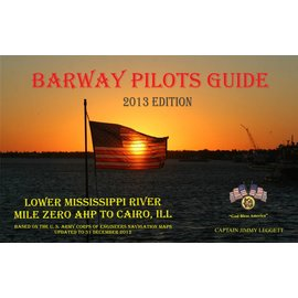 BRW Barway Pilots Guide - Lower Mississippi River- 2013