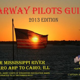 BRW BRW Barway Pilots Guide - Lower Mississippi River- 2013