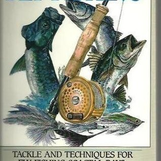 FSH Saltwater Fly Fishing: Tackle and Techniques for Fly Fishing Coastal Bays, Inshore and Offshore