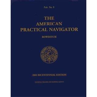 GPO Bowditch American Practical Navigator 2002 PUB9