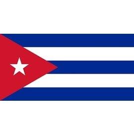 HUM Cuba Flag 3' X 5'
