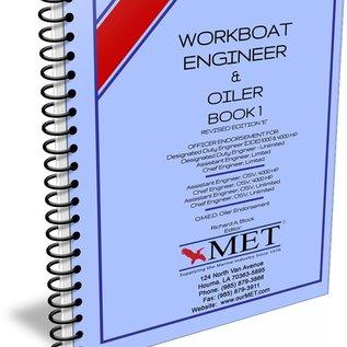 MET Workboat Engineer and Oiler Vol 1 BK-107-1 MET
