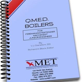 MET QMED Boilers Study Guide BK-0068-2 MET