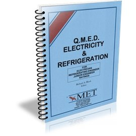 MET QMED Electricity and Refrigeration BK-0068-3 MET
