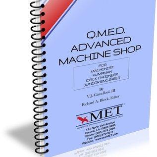 MET QMED Advanced Machine Shop BK-0068-4 MET