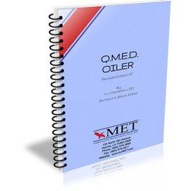 "MET QMED Oiler Revised Edition ""E"", 2010 Edition BK-0068 MET"