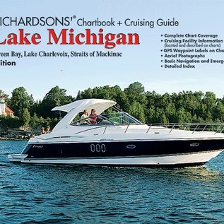 MTP Lake Michigan Chartbook & Cruising Guide, 10th Ed.