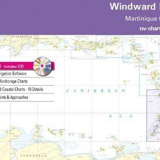 NP NV Charts Region 12.3 Windward Islands - Martinique to Grenada
